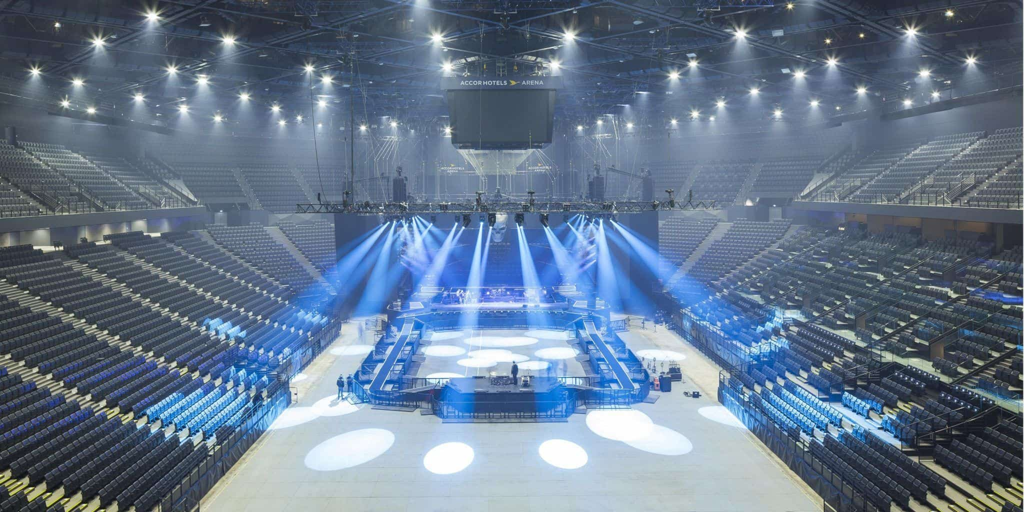 AccorHotels Arena - DVVD