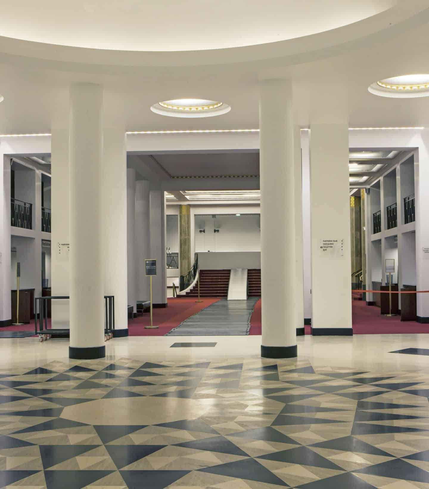 Salle Pleyel - DVVD