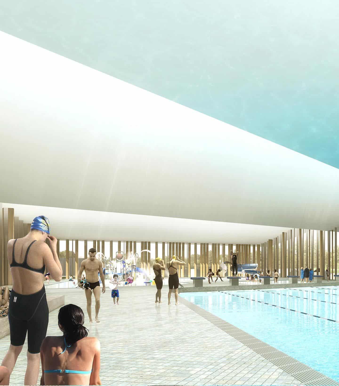 Centre aquatique, sportif et culturel - DVVD
